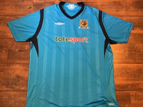 2009 2010 Hull City Away Football Shirt XL